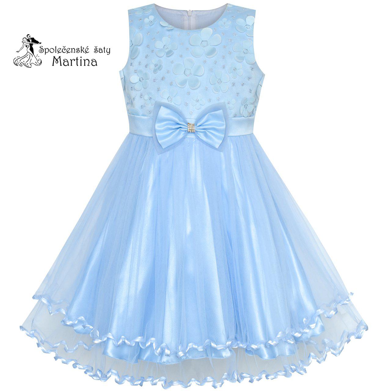 ffc253596 Dívčí šaty
