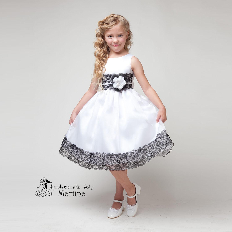 74213a406c3c Společenské šaty pro družičku