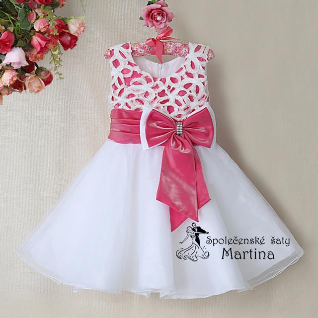 4cb2624e39c Společenské šaty pro družičku