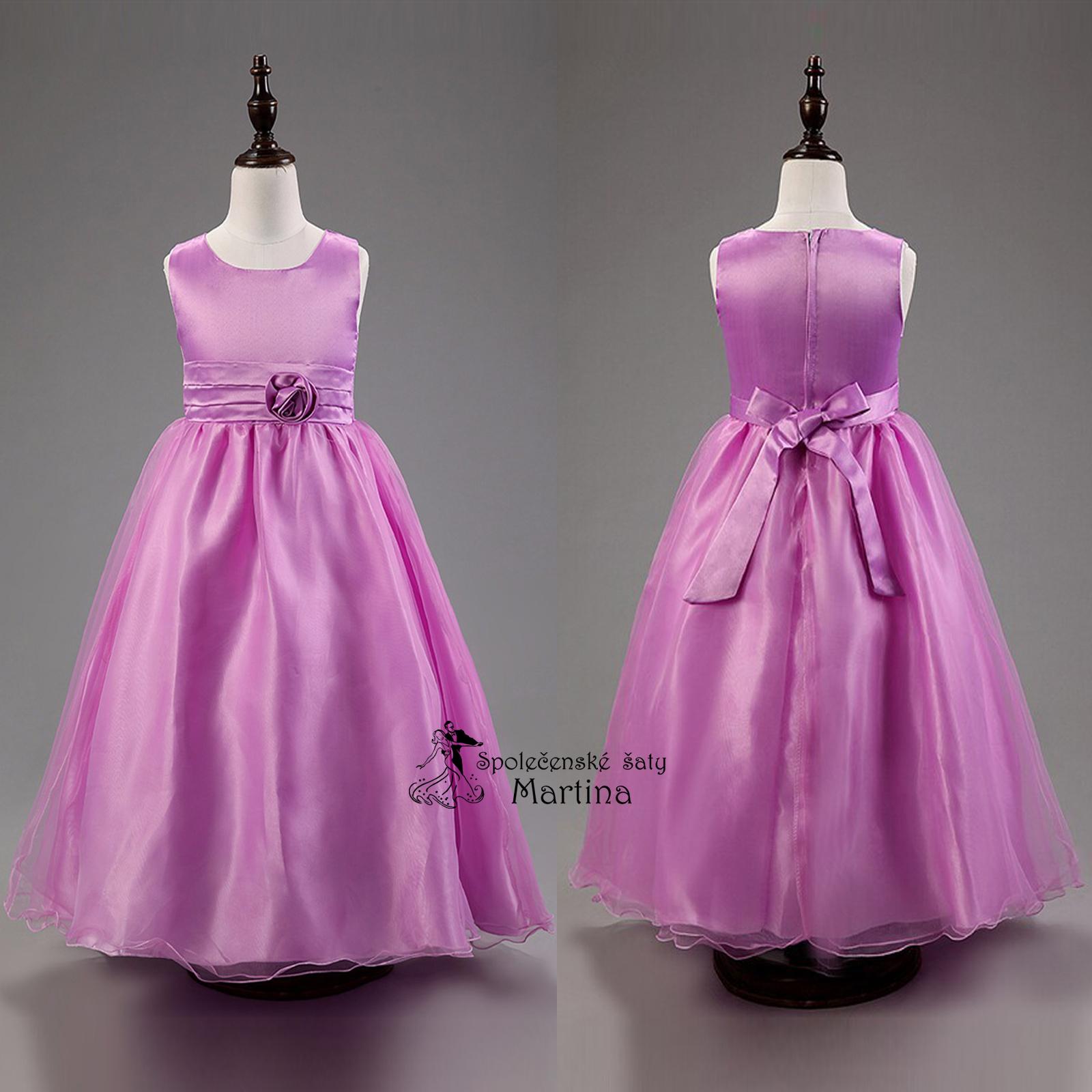 81339a833a9 Společenské šaty pro družičku