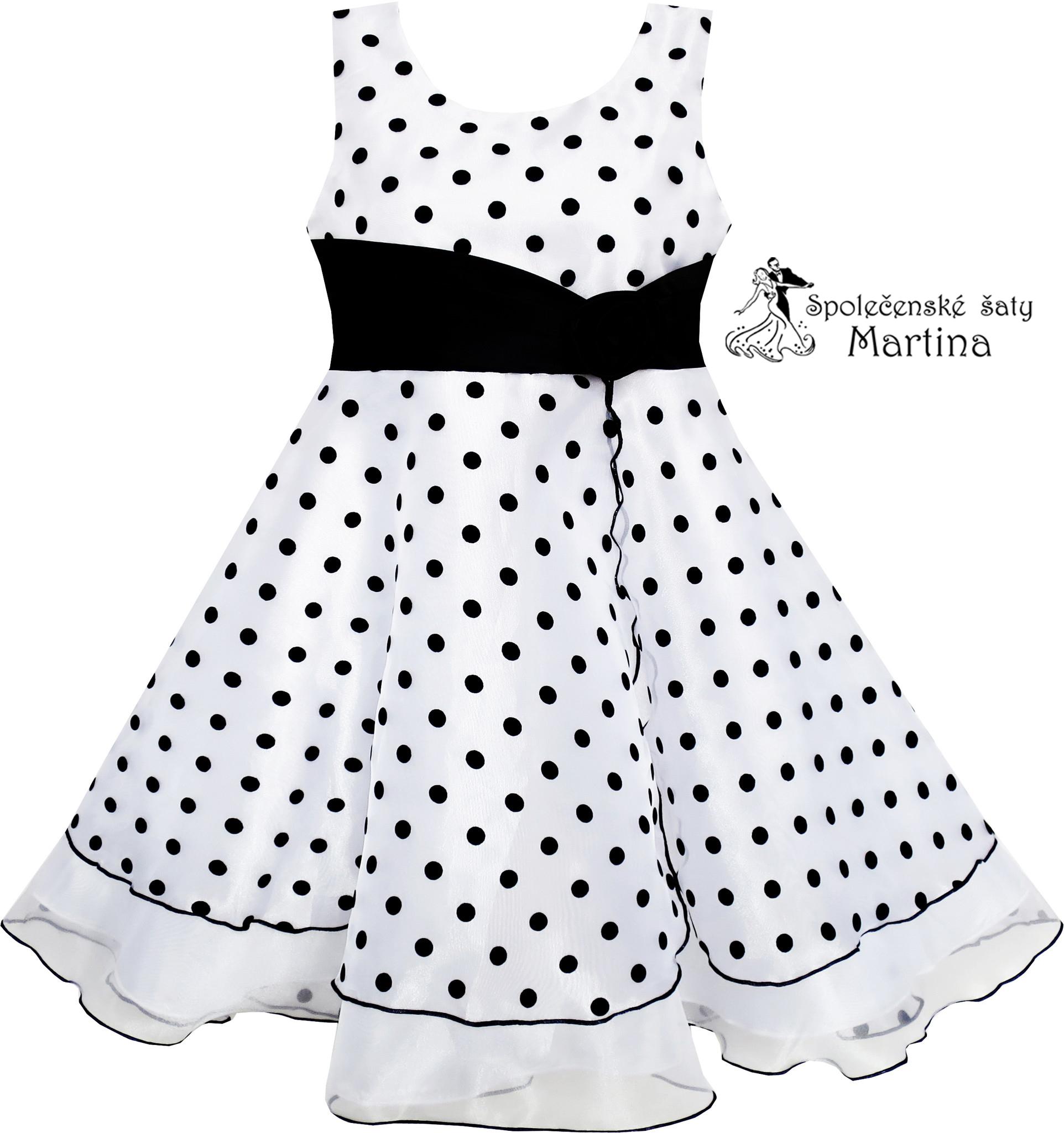 52aa80b452bb Dívčí šaty