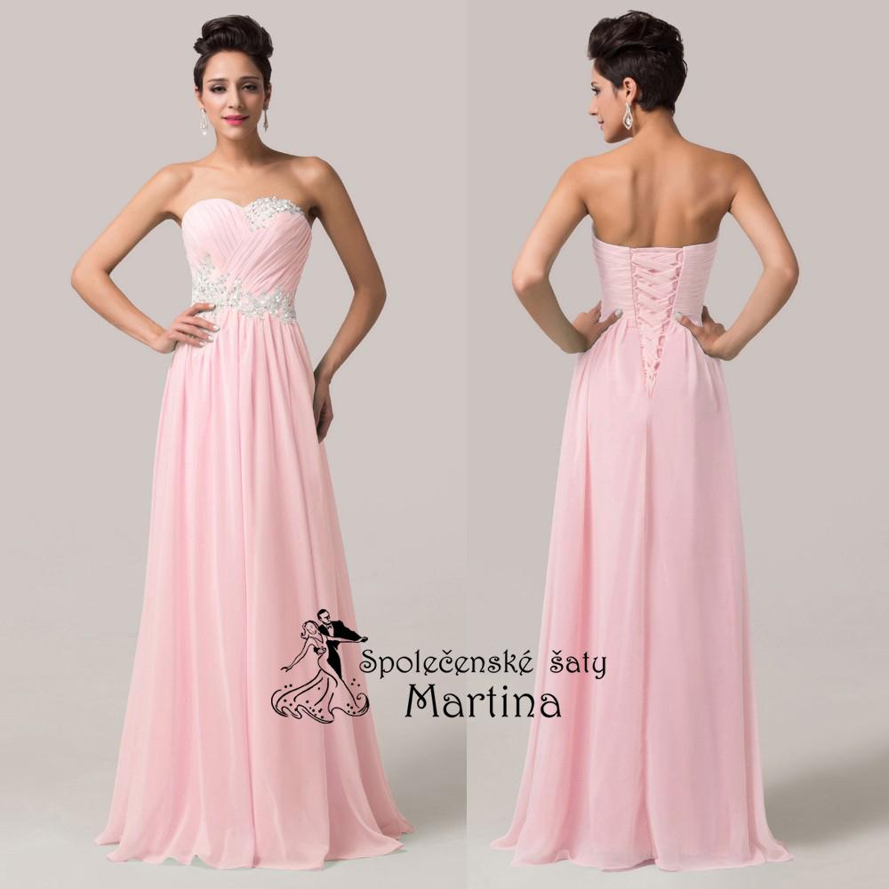6196cfee85c Společenské šaty S K L A D E M