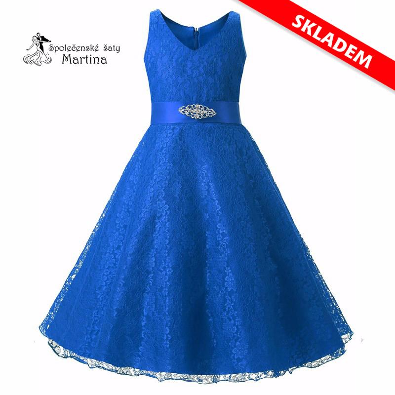 2eeb39ab6521 Společenské šaty pro družičku