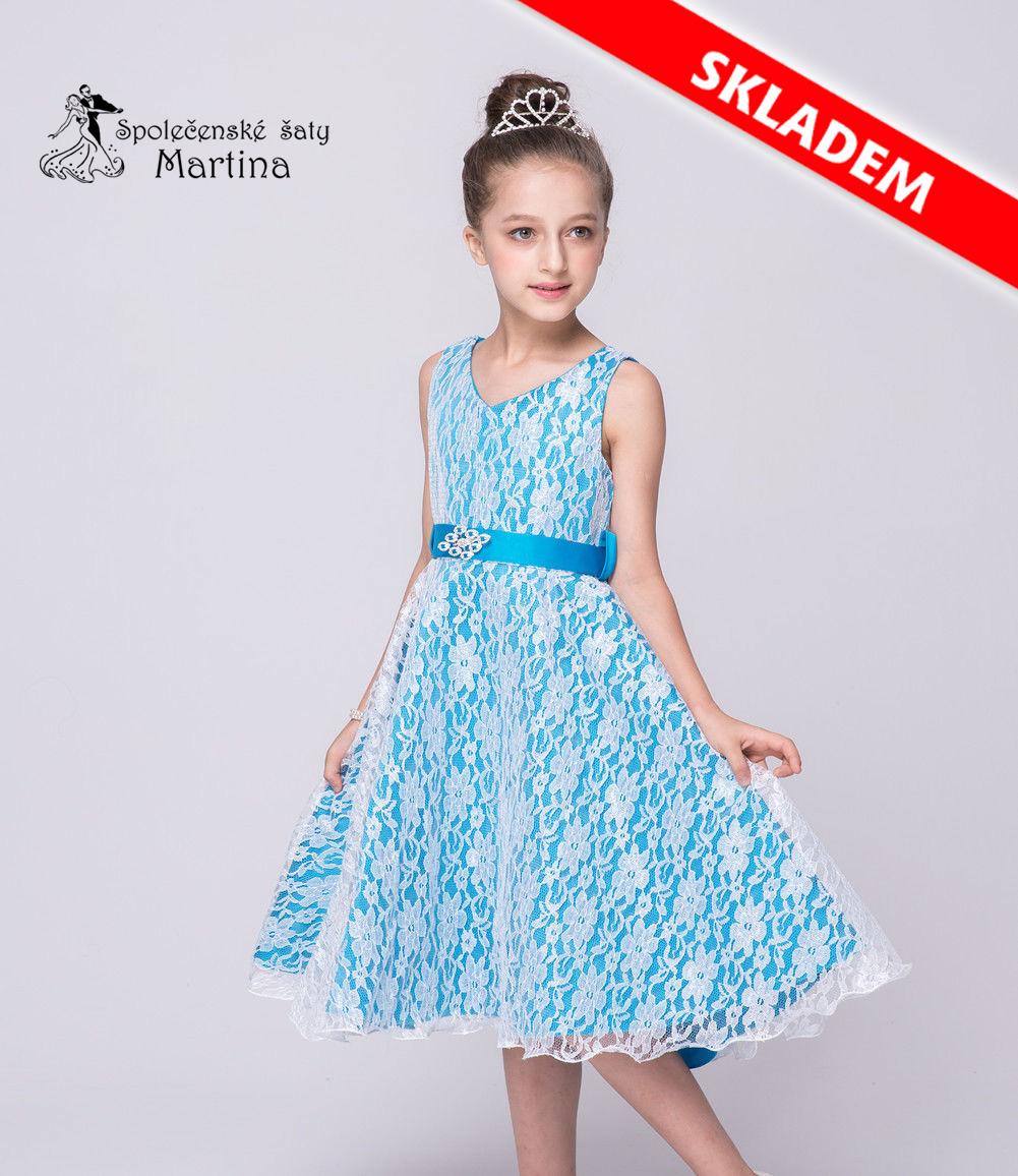 89a75d547b63 Společenské šaty pro družičku