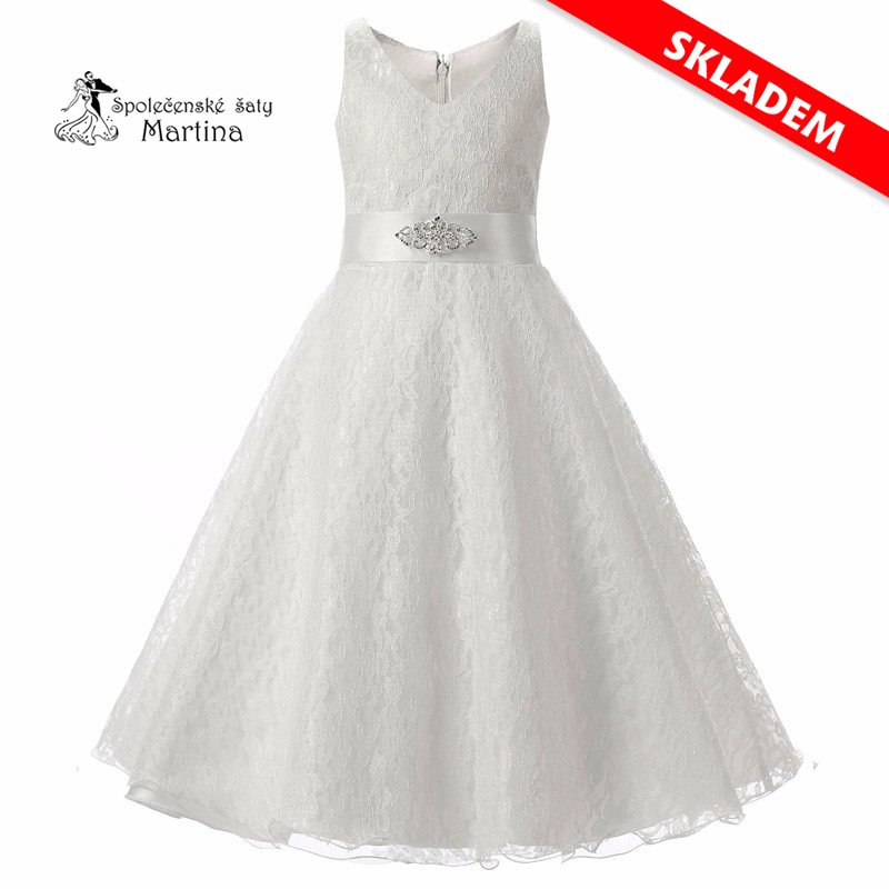 0638d60e470 Společenské šaty pro družičku
