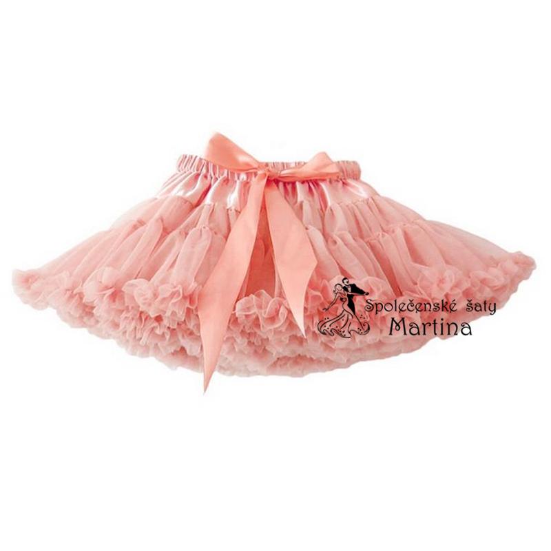 TUTU sukně ADULT - starorůžová 8dfe4d6c00