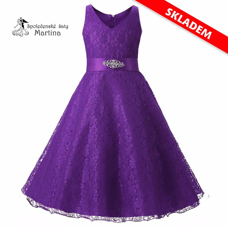 7038bea7859 Společenské šaty pro družičku