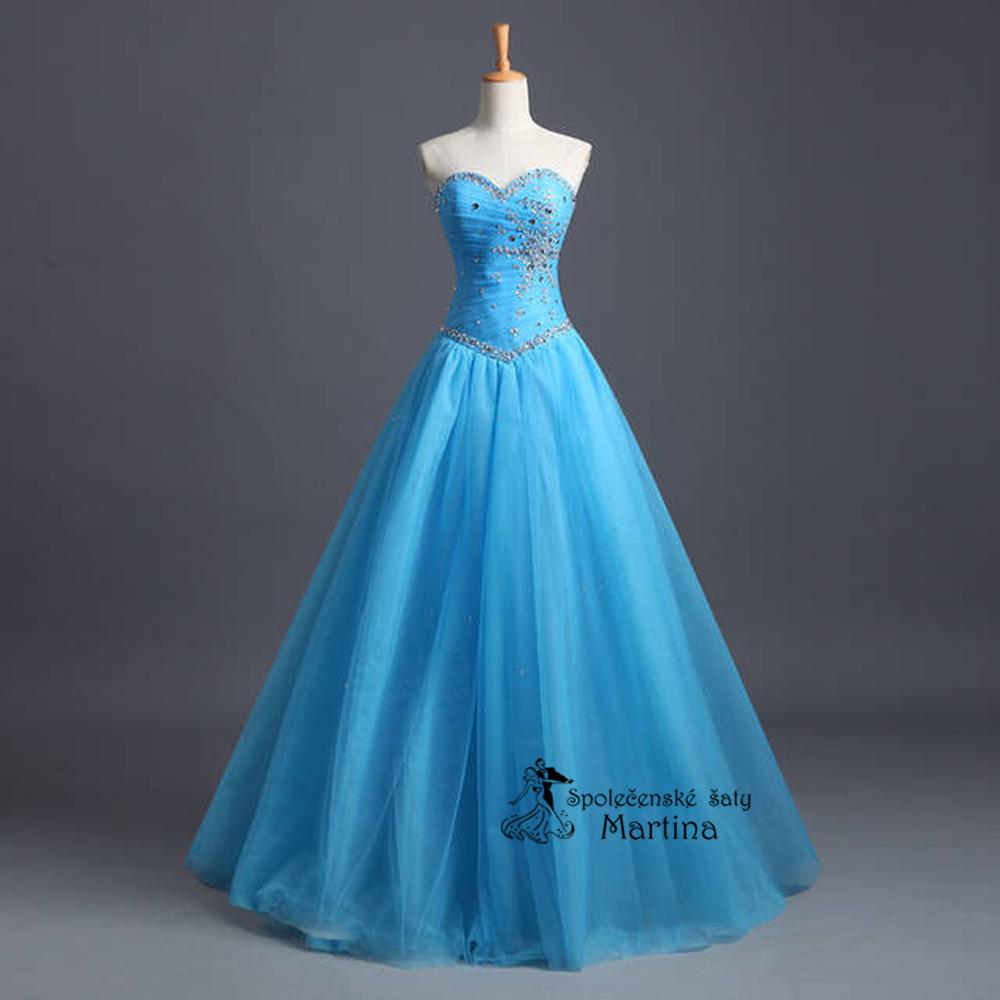 Společenské šaty S K L A D E M  1f13eb975a