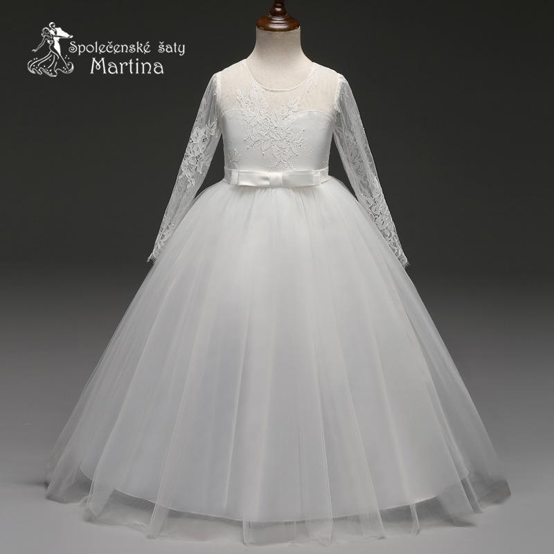 3c5612aaed6 Dívčí šaty S K L A D E M