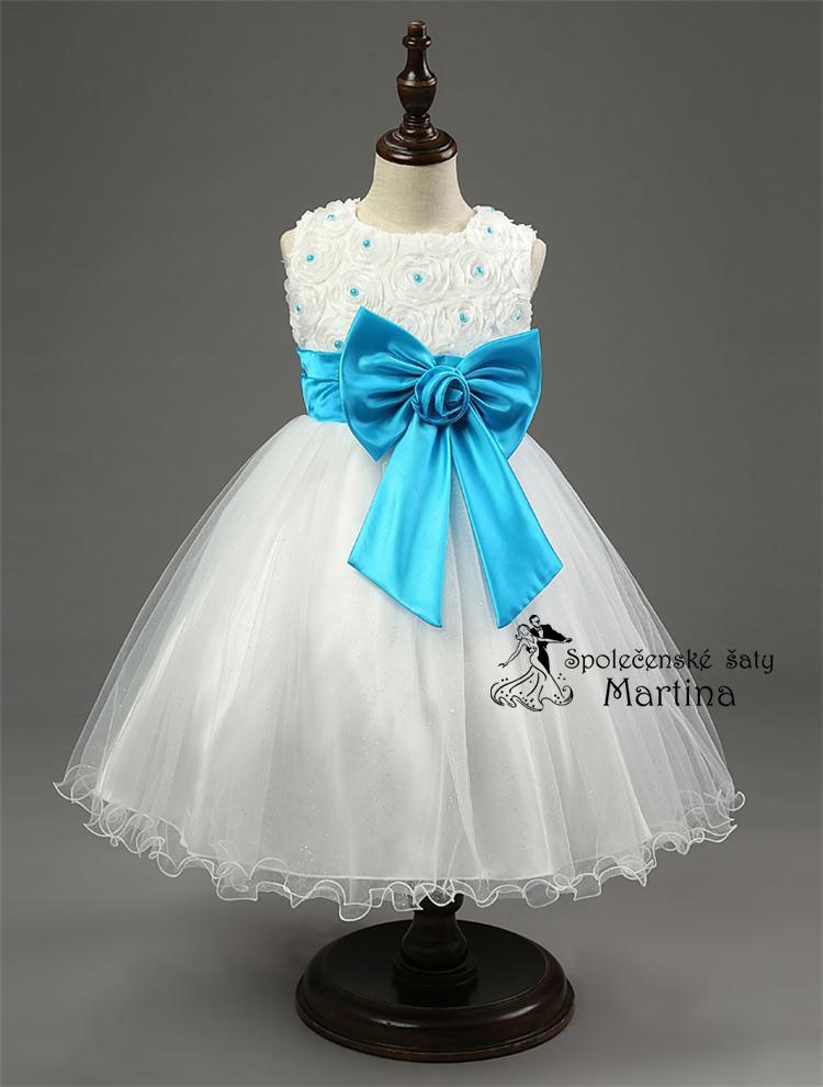 e053d6cd362 Společenské šaty pro družičku