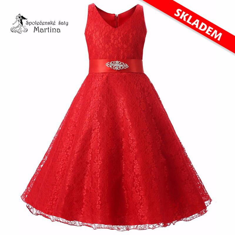 526ae370cfc Společenské šaty pro družičku
