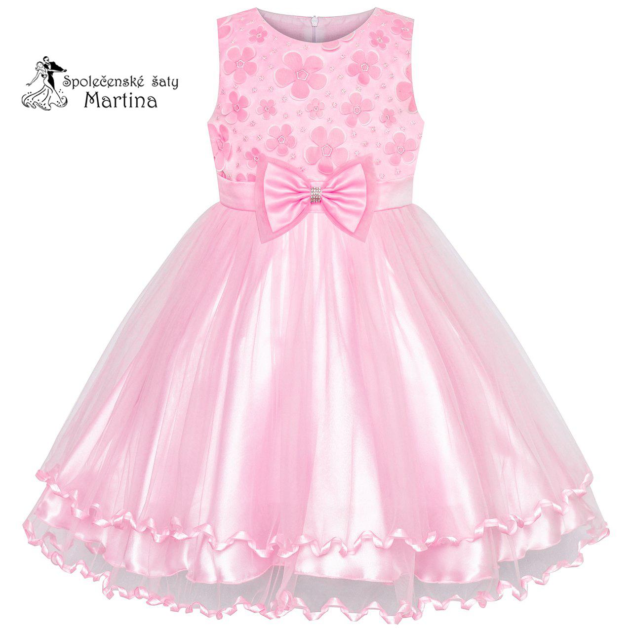 afe51aa9f Dívčí šaty