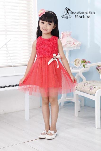 aa87f94b039 Společenské šaty pro družičku