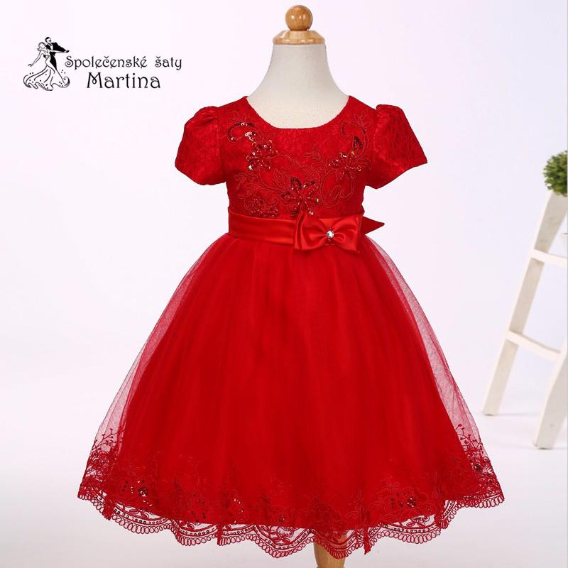 471be135ca3 Společenské šaty pro družičku