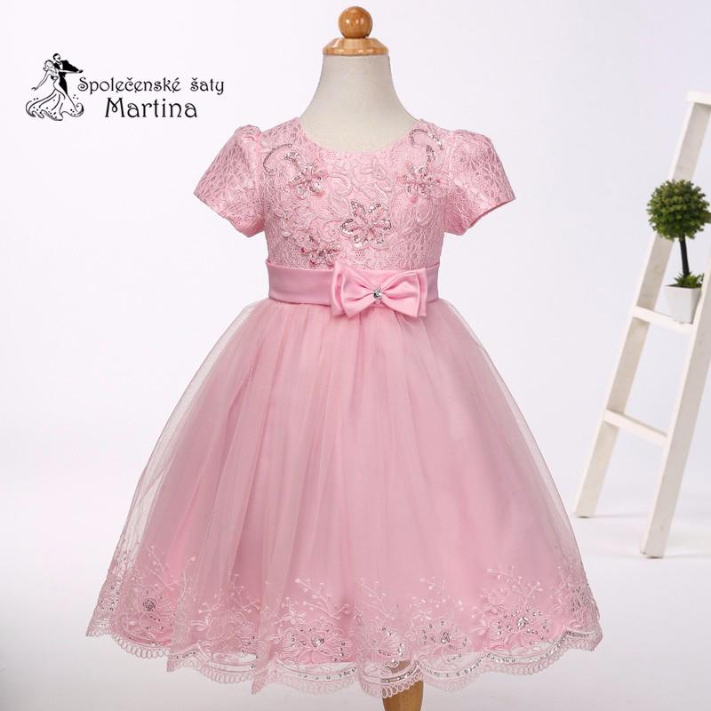 fa5eb2d20ae Společenské šaty pro družičku