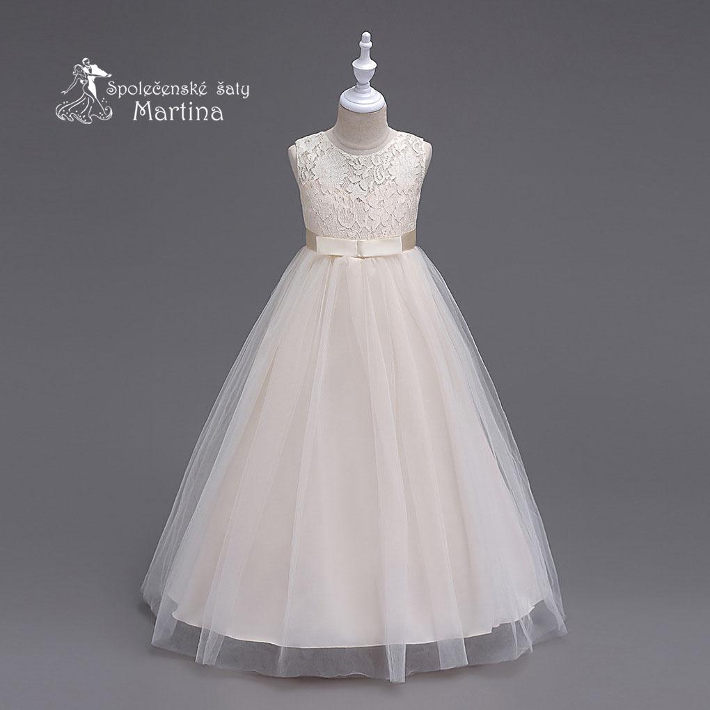 4393abd6f25 Společenské šaty pro družičku