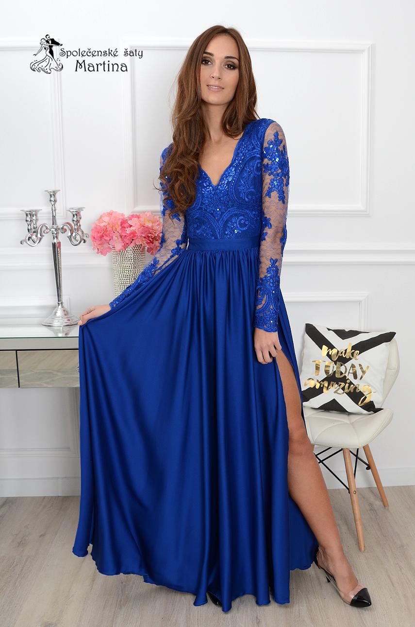 131257388e7 Lisa - královská modř