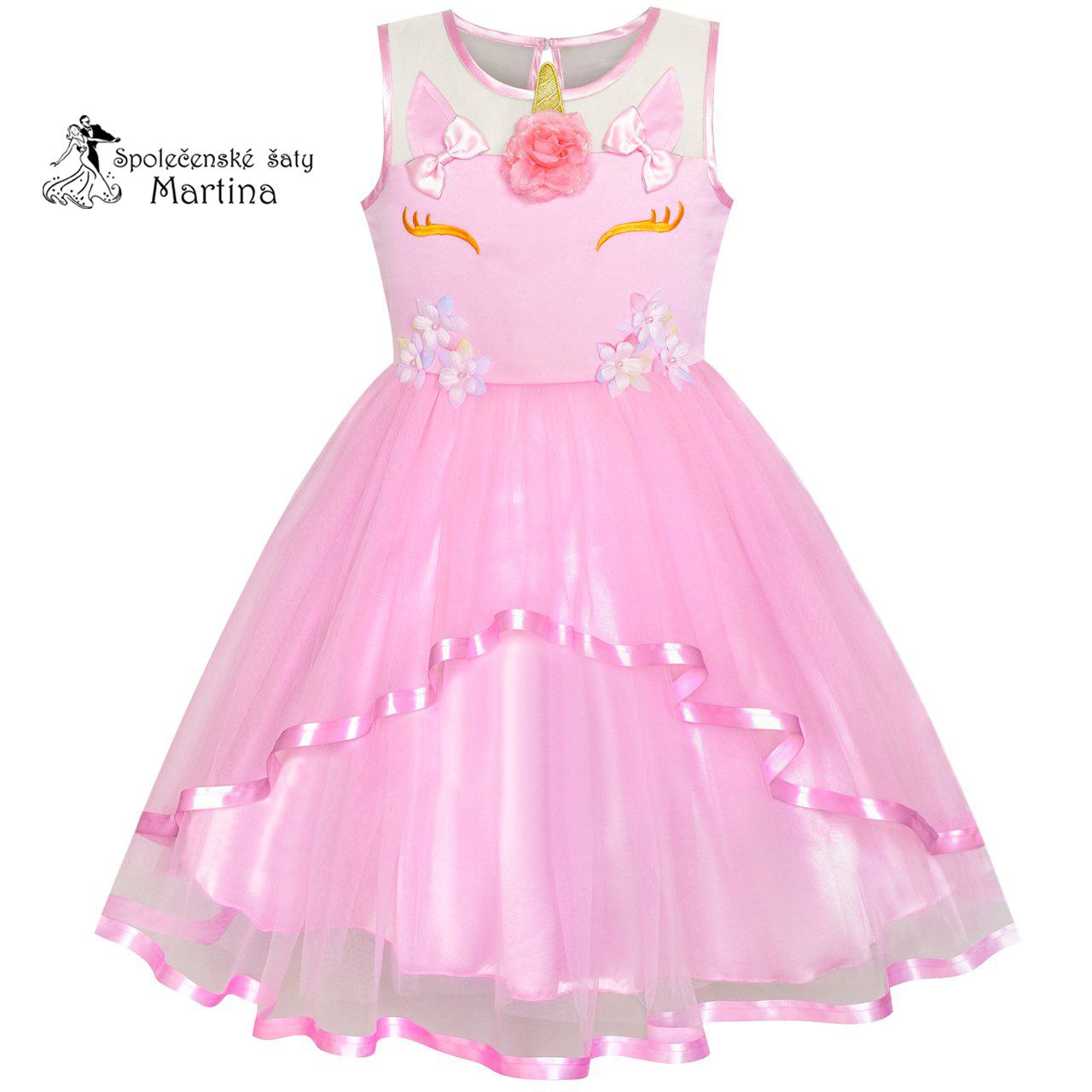 c9427572805c Dívčí šaty