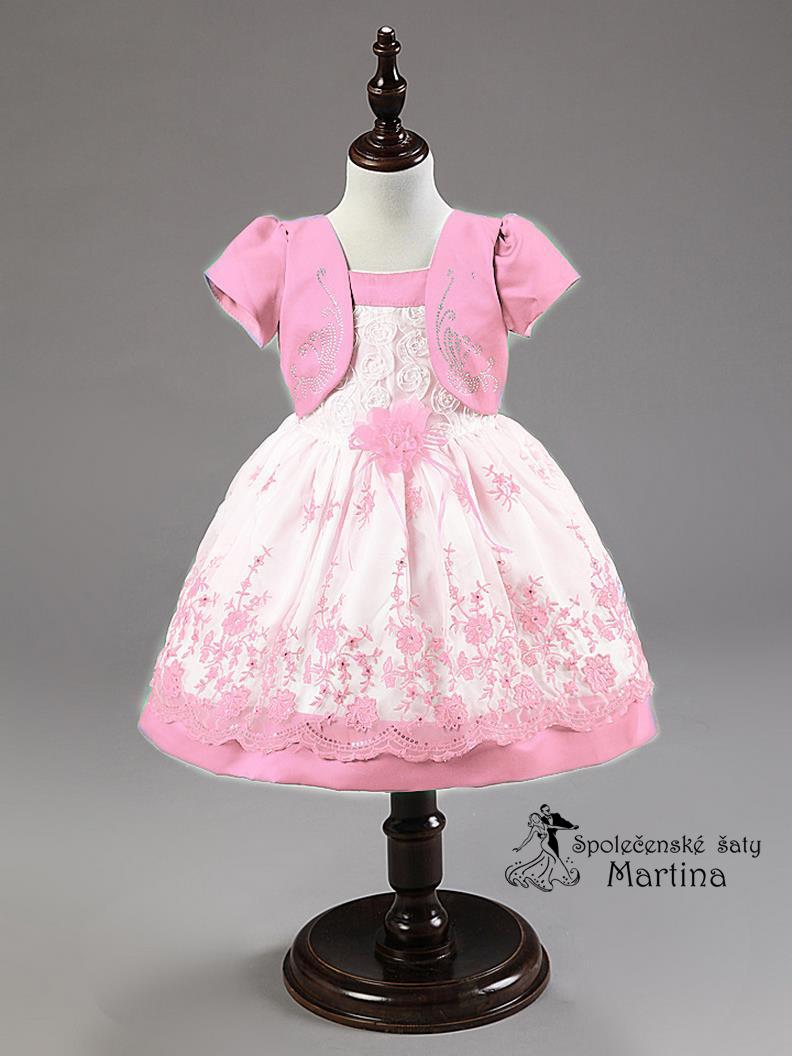 23888605813 Společenské šaty pro družičku