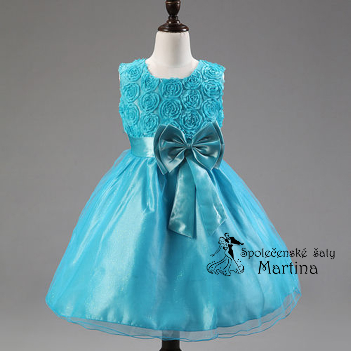 8fa6c3b0c27 Společenské šaty pro družičku
