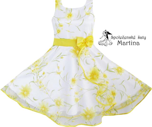 d76600200e6e Společenské šaty pro družičku