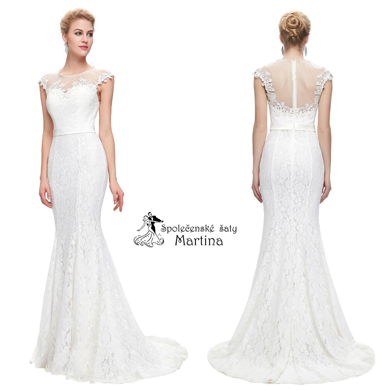 2a4b984f38fb Svatební šaty a doplňky