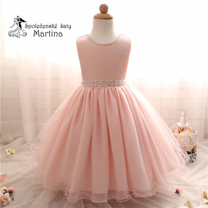 30ebeb10779 Společenské šaty pro družičku