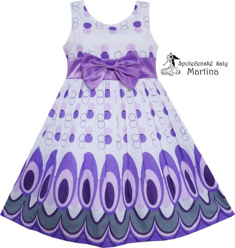 8aee4c1eee4 Dívčí šaty