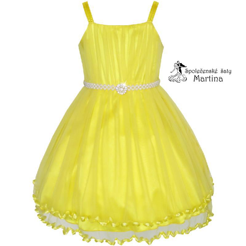 8a1f08c4514 Společenské šaty pro družičku