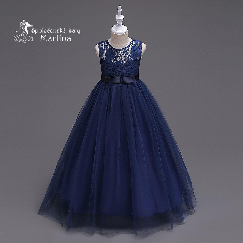 2707d193762 Společenské šaty pro družičku