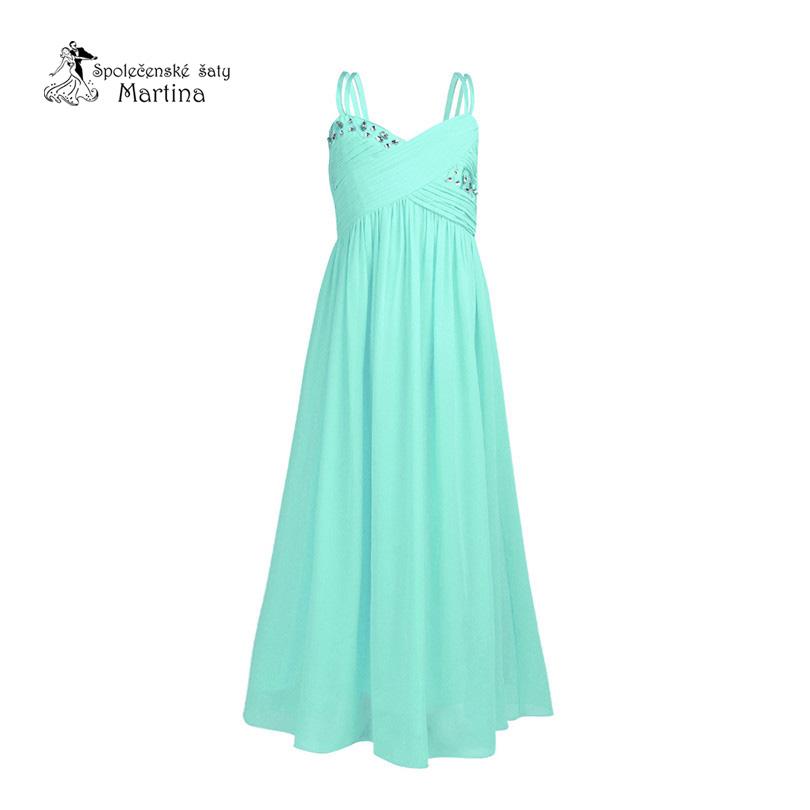 Dívčí společenské šaty  2866bc83df