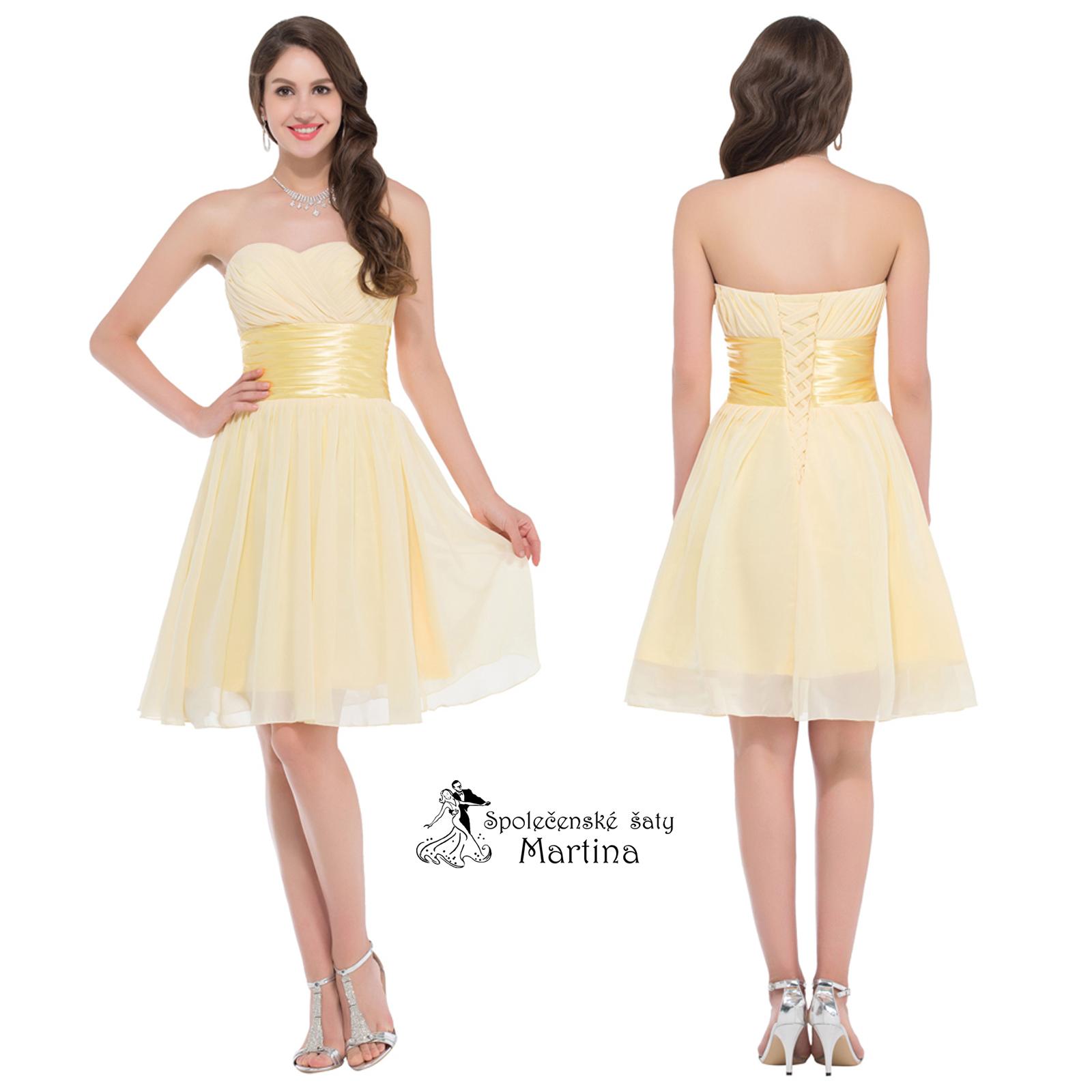 Společenské • plesové šaty  82d07a34a4