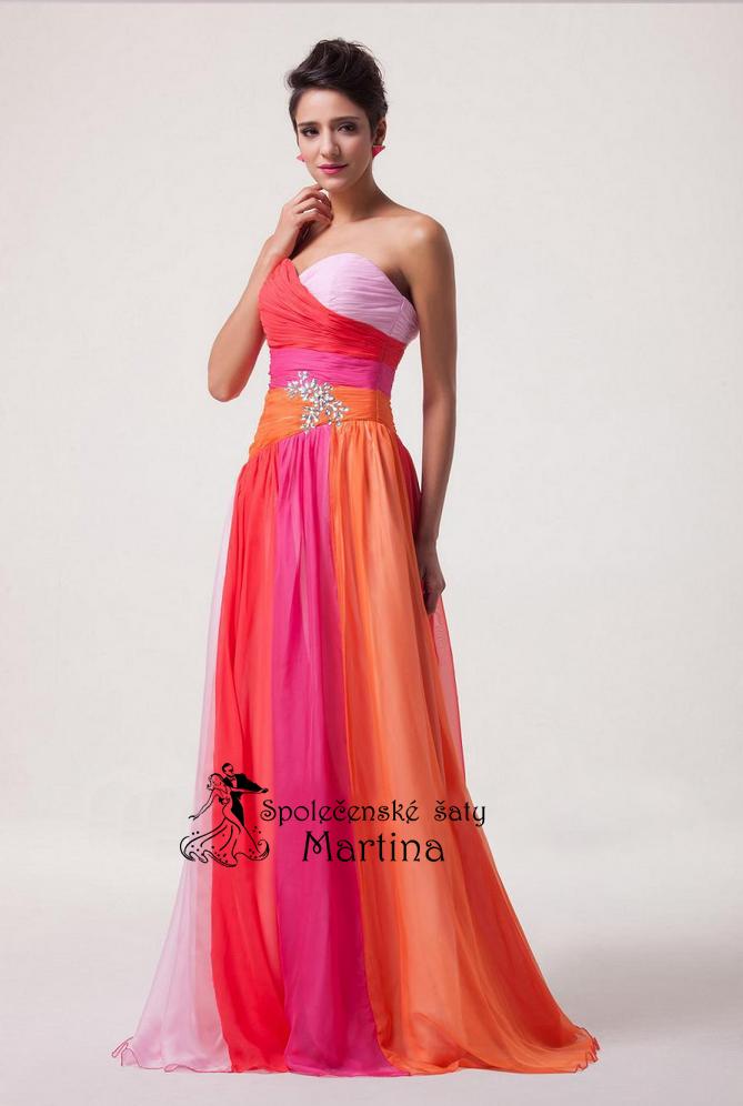 Společenské • plesové šaty  a741c53e82d