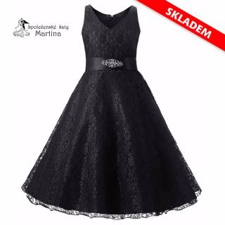 836ecf730d69 Společenské šaty pro družičku