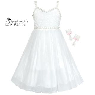 8fce86d747b Dívčí společenské šaty